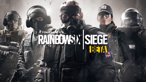 Tom Clancy´s Rainbow Six Siege - КЛЮЧ К БЕТЕ PC/PS4/X1
