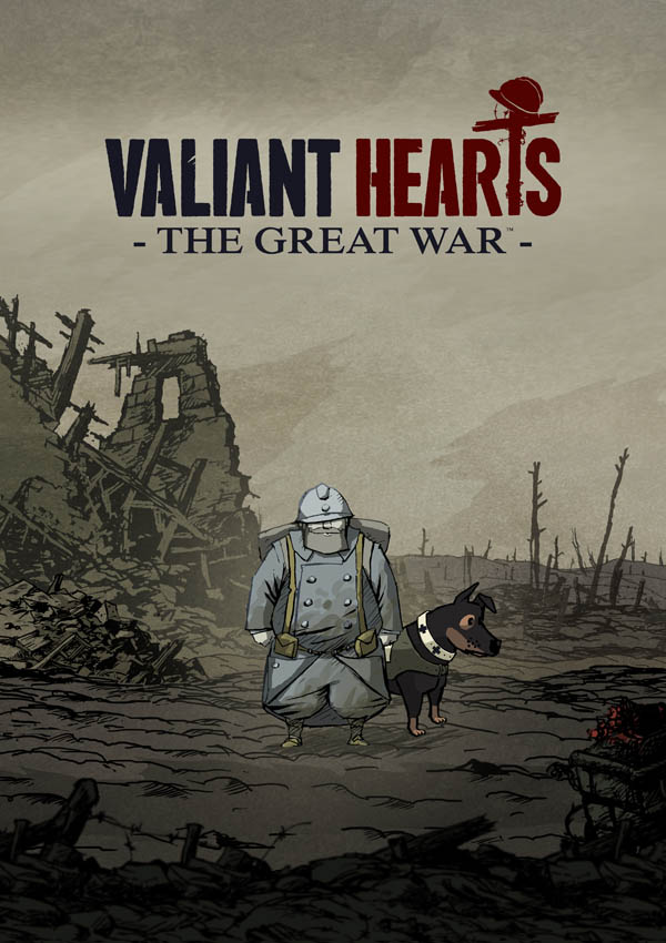Valiant Hearts: The Great War (STEAM GIFT/ RU)
