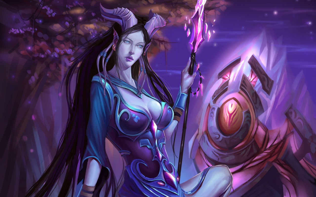 WoW draenei crystal porncraft image