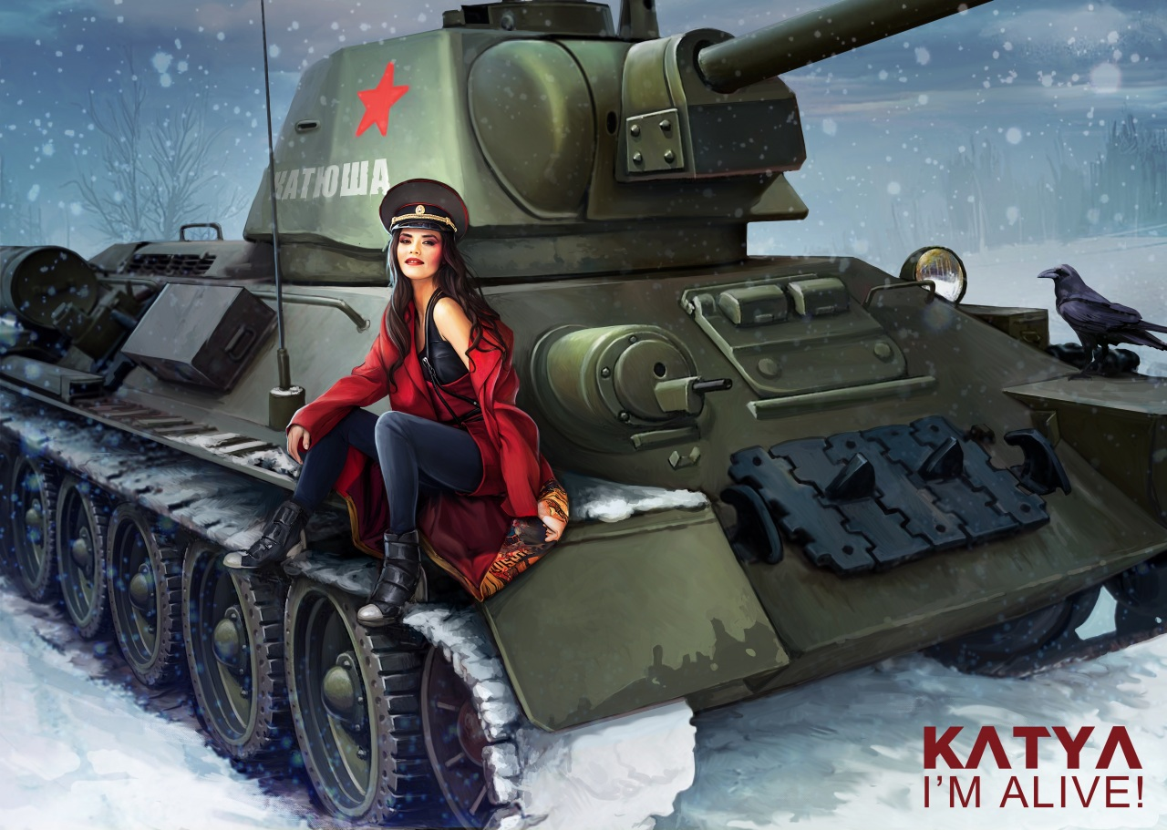 Girls And Tanks