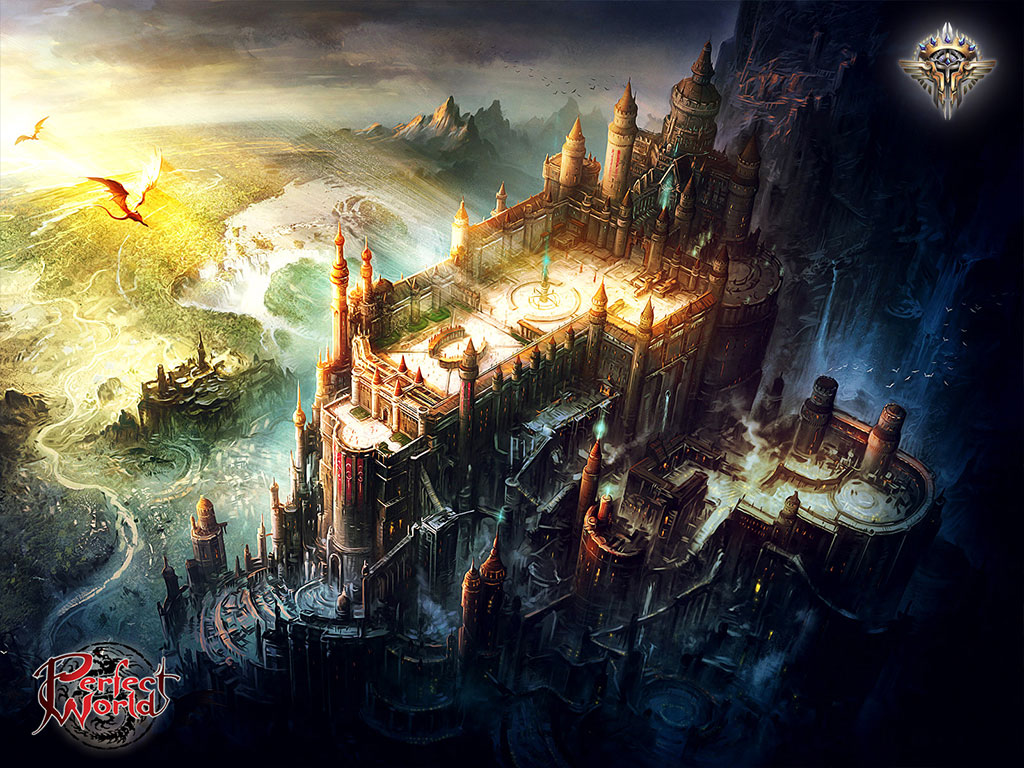картинки рисунки fantasy world