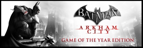 Batman™: Arkham City GOTY (STEAM. region free)