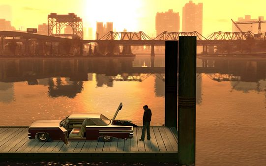 Grand Theft Auto IV: Complete Edition (GTA 4 STEAM RU)
