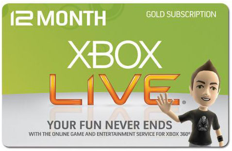 XBOX LIVE - USA - GOLD 12 Month + % СКИДКИ %