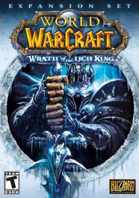 WoW ЕВРО WRATH OF THE LICH KING. СКАН + БОНУС