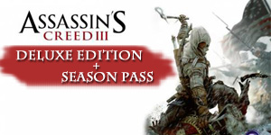Assassin´s Creed 3 Deluxe Edition + Season Pass