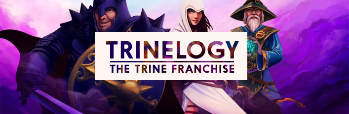 Trinelogy (Steam Gift/RU CIS)