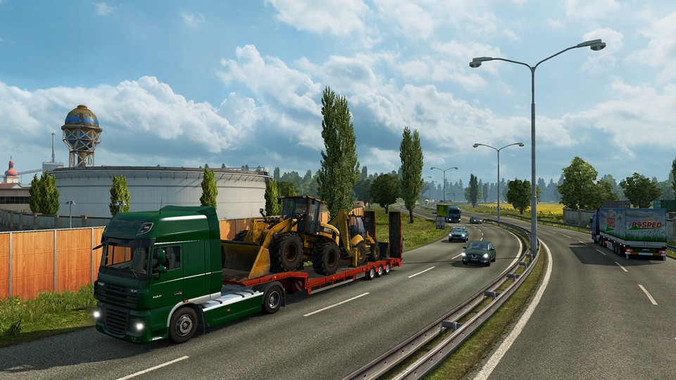 zEuro Truck Simulator 2 - Going East (Steam Gift/RU CIS