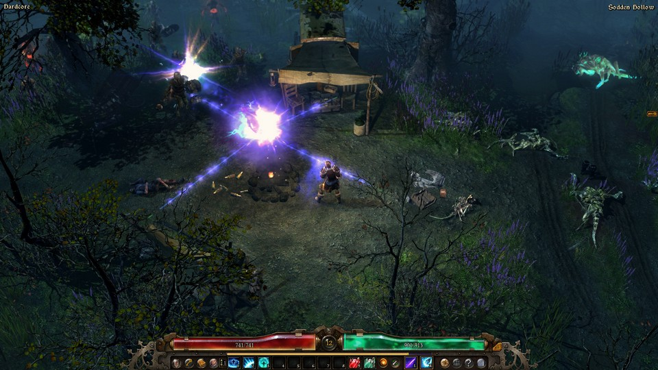 Grim Dawn (Steam Gift/RU CIS) + подарок