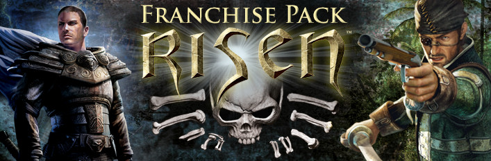 zRisen Franchise Pack (Steam Gift/RU CIS)