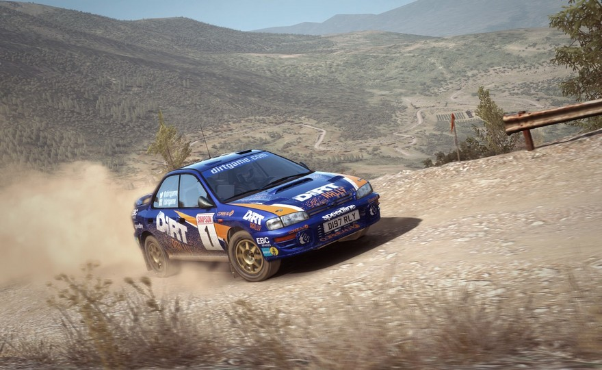 zDiRT Rally (Steam Gift/RU CIS) + подарок