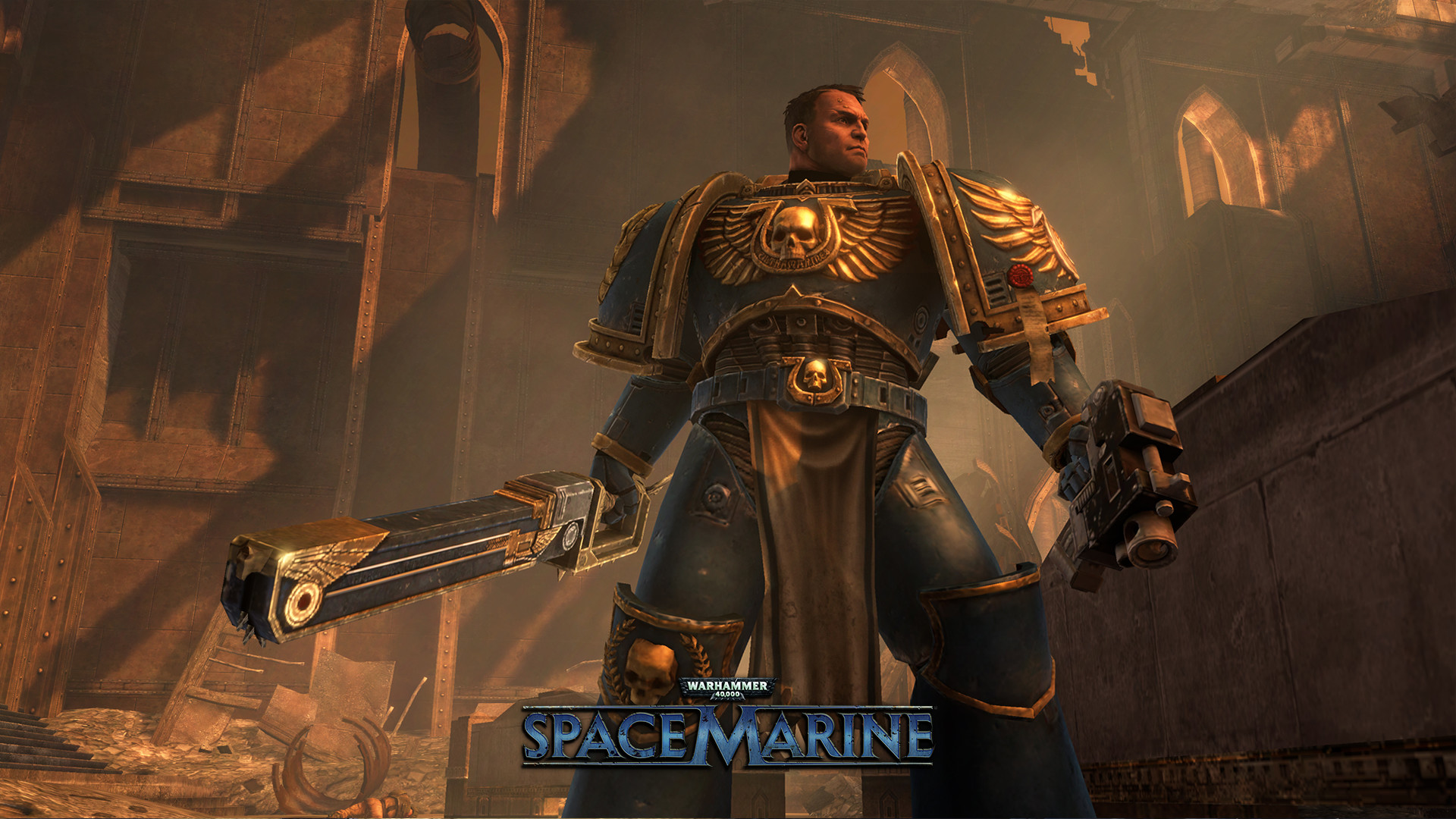zWarhammer 40,000: Space Marine Collection (Steam /RU)