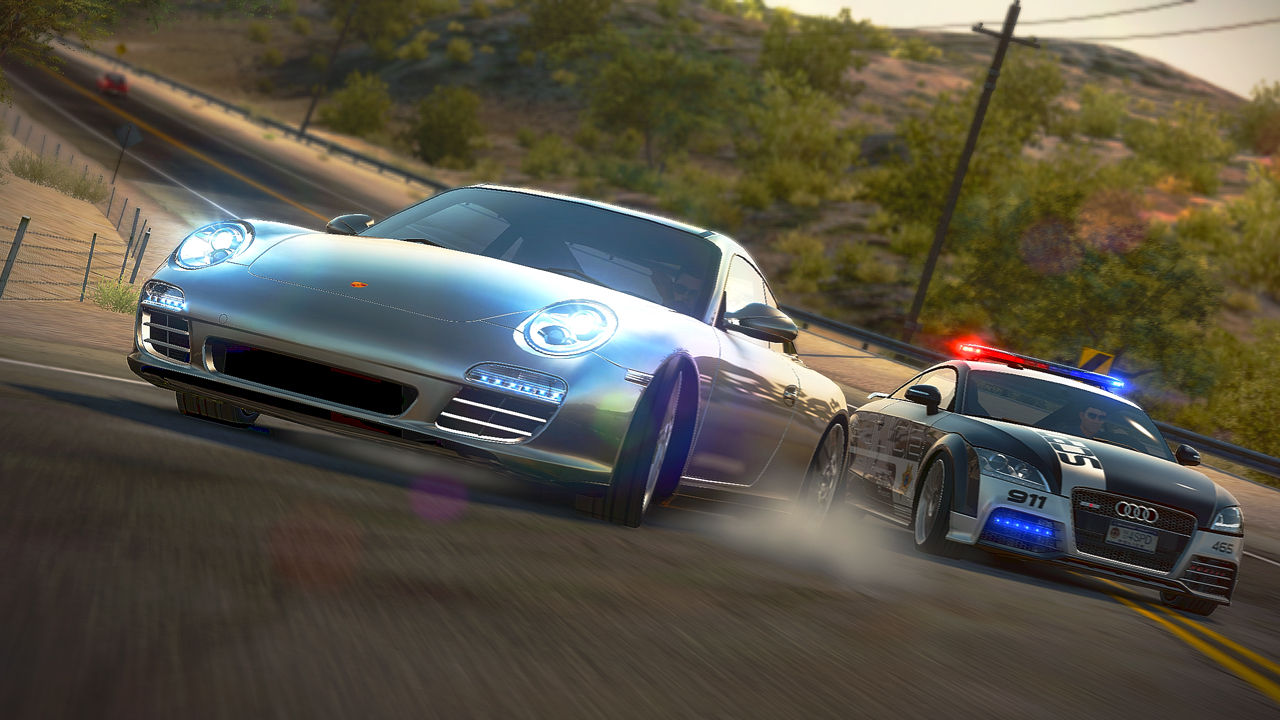 Need For Speed: Hot Pursuit (Steam Gift/RU CIS)