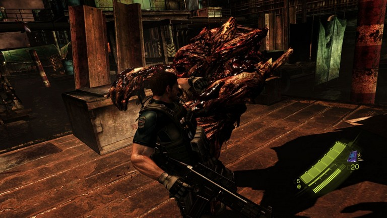 Resident Evil 6 Complete (Steam Gift/RU CIS)