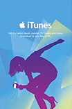 iTunes Gift Card RU-region. 500 rubles