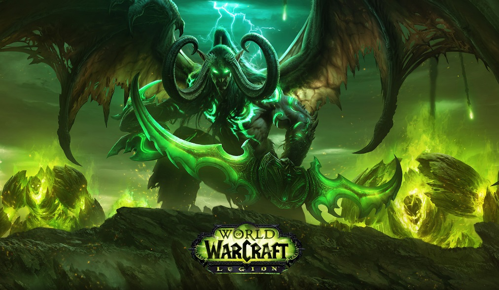 World of Warcraft : Legion + 100 lvl (RU\EU) Ключ код