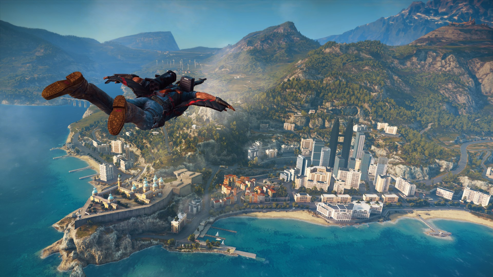 Game Just Cause 3 (Steam Gift \ RU)