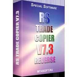 RS Trade Copier R V7.3 - Реверсивный копировщик сделок