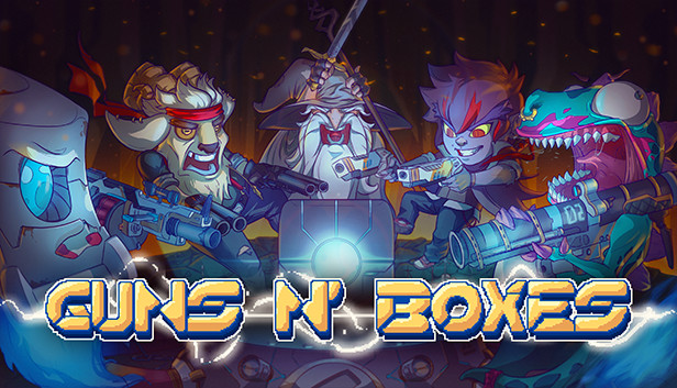 Guns N´ Boxes (Steam Gift / RU+CIS)