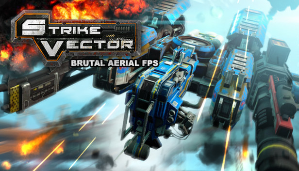 Strike Vector (Steam Gift / RU+CIS)