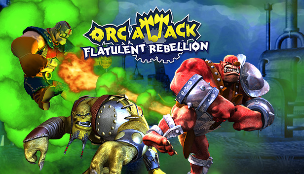 Orc Attack: Flatulent Rebellion (Steam Gift / RU+CIS)