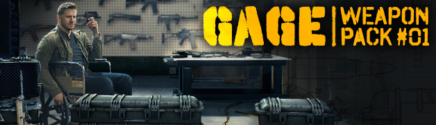 PAYDAY 2: Gage Weapon Pack #01 - Steam Gift Worldwide