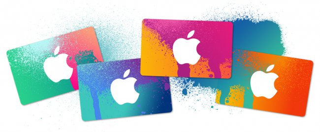 iTunes Gift Card (Russia) 500 rubles