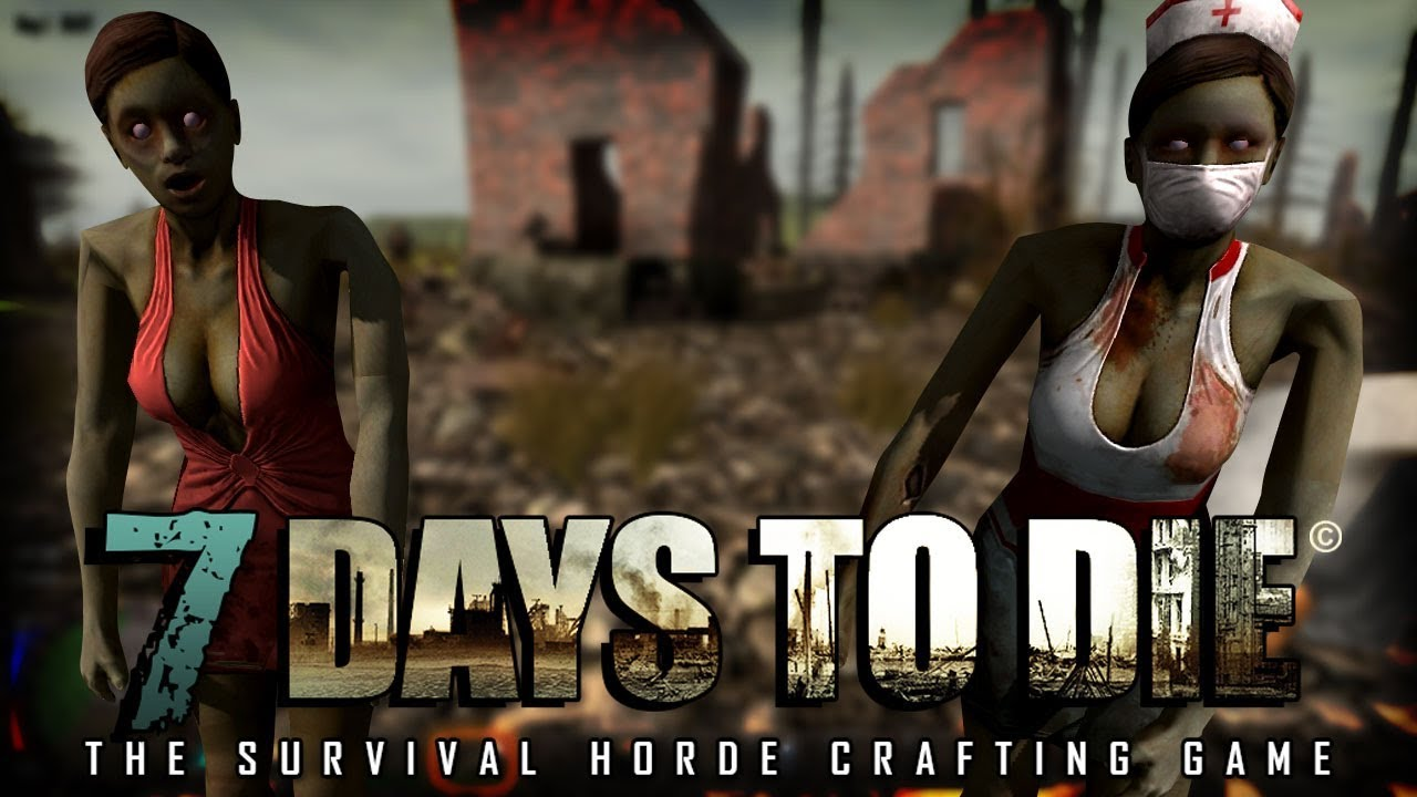 7 Days to Die + Gift (Steam Gift / RU + CIS)