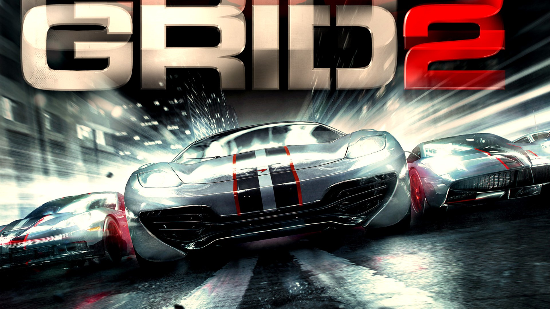 GRID 2 ( Steam Gift / RU + CIS )