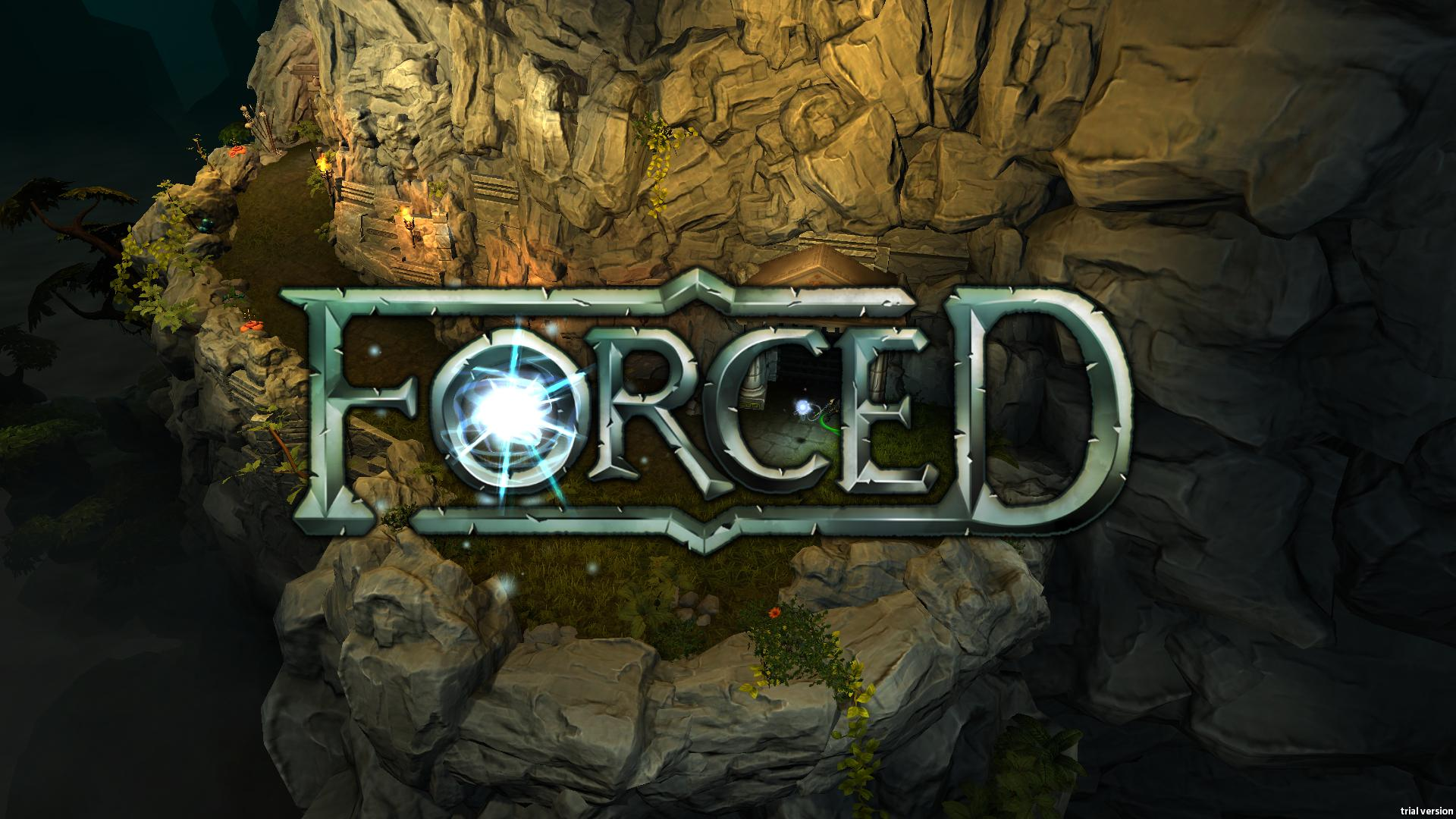 FORCED - (Region Free) Key Цена в STEAM 299р