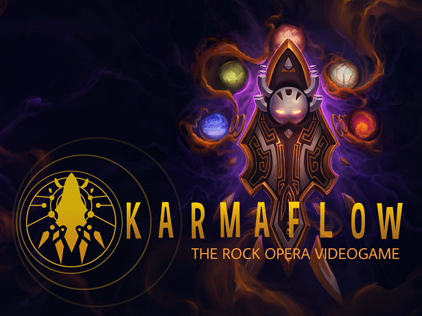 Karmaflow: The Rock Opera Videogame Act I STEAM KEY