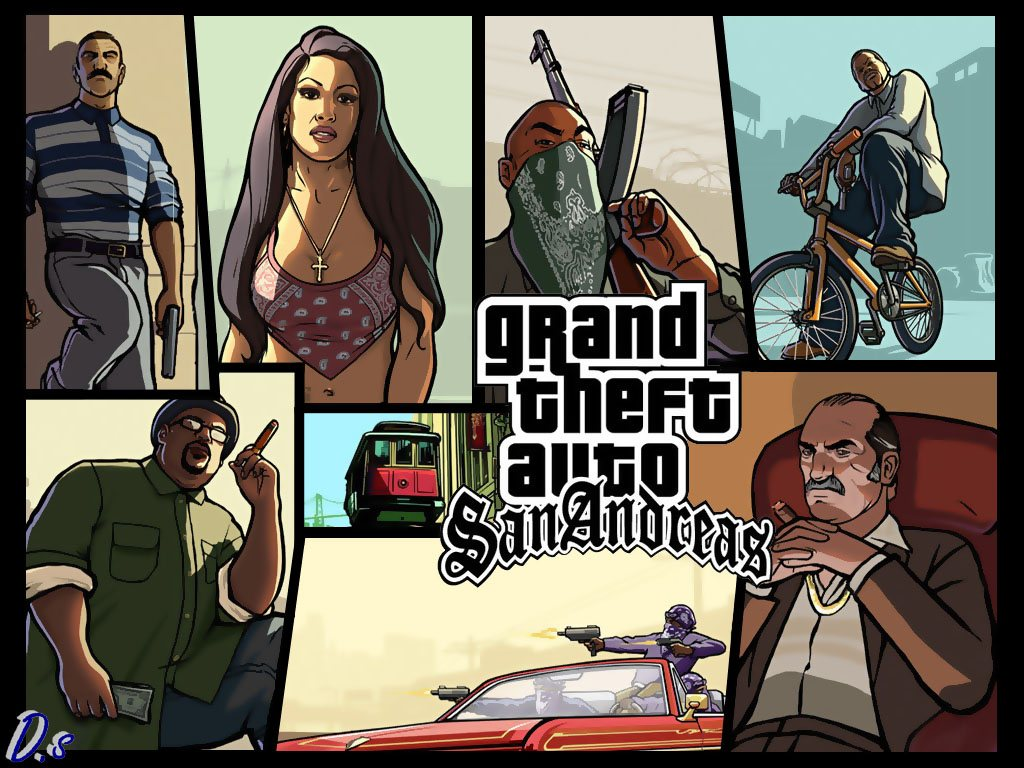 Grand Theft Auto San Andreas : Buy grand theft auto iv san andreas
