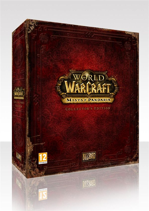 WoW Mists of Pandaria EU / RU Collectors Edition DELUXE