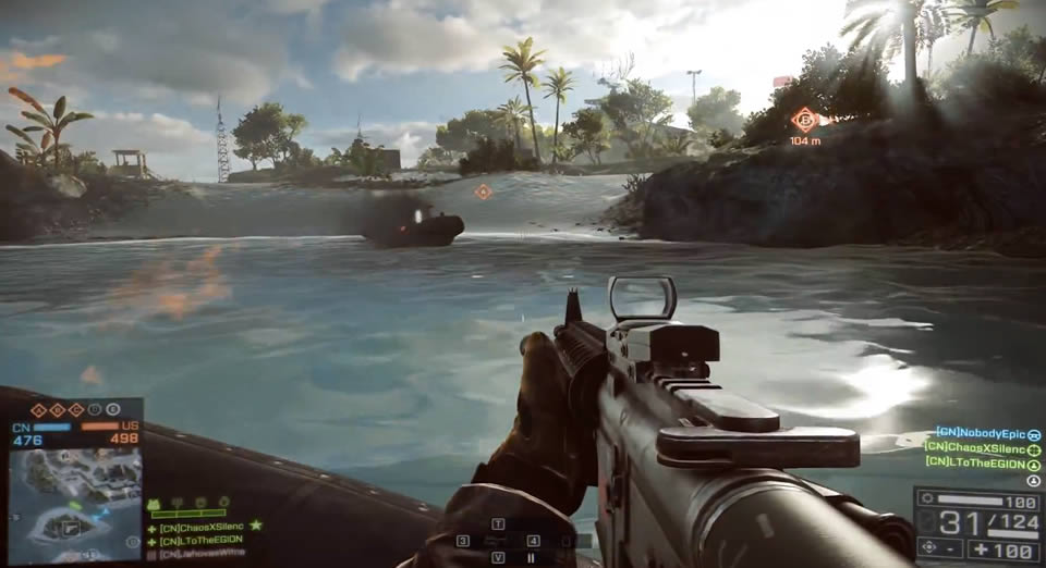 Battlefield 4 (Origin\FreeRegion)