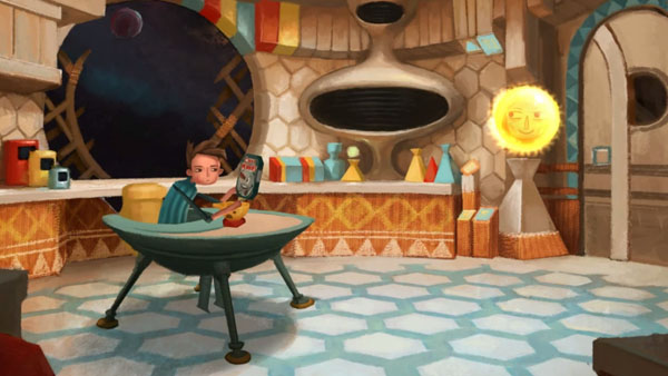 Broken Age (Steam / Region Free / ROW)