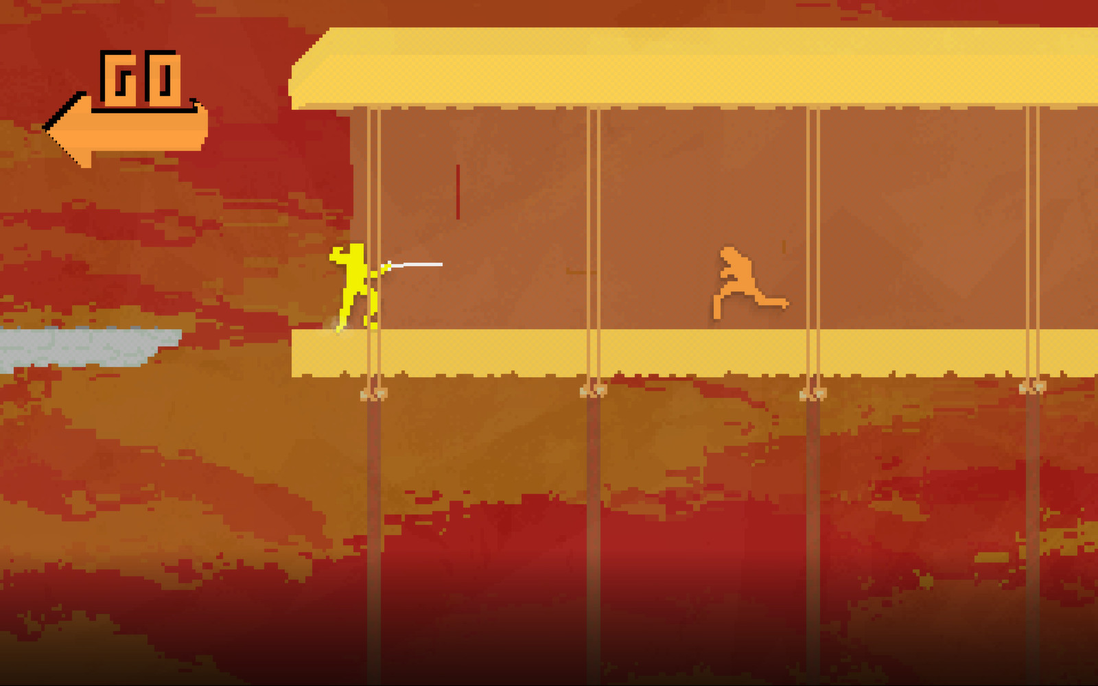 Nidhogg (HB Steam gift / ROW / Region free / WorldWide)