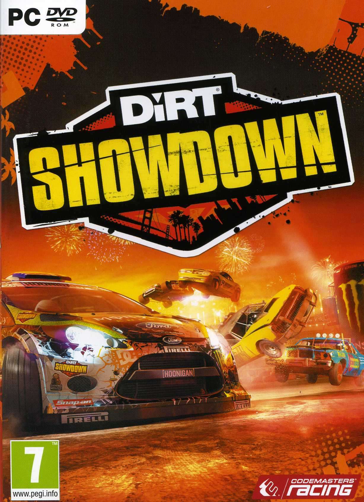 DiRT Showdown (Steam / Region Free)