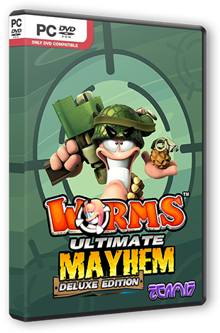 Worms Ultimate Mayhem: Deluxe Edition (Steam / ROW)