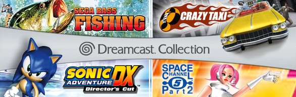 Dreamcast Collection (Steam / Region Free / ROW)