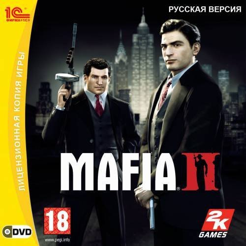 Mafia 2 II (Steam / Region Free / ROW)
