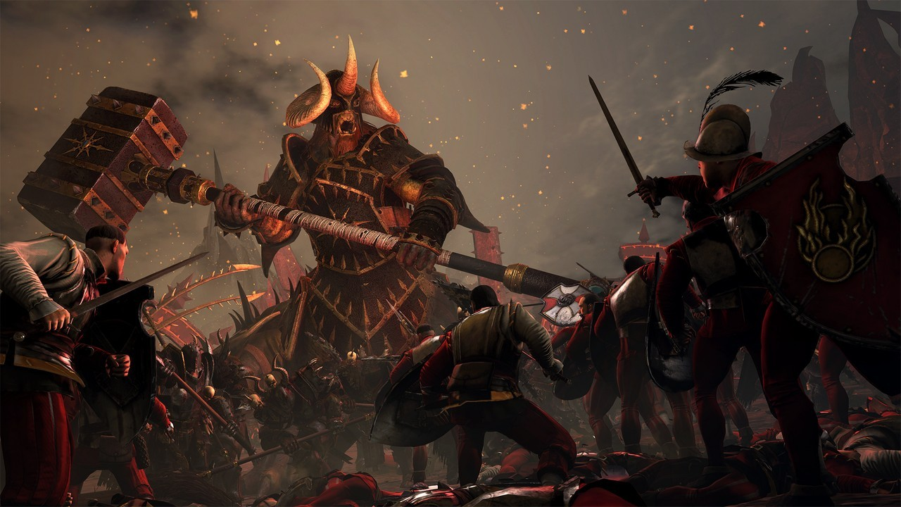 Total War: WARHAMMER(Steam KEY. RU and CIS)