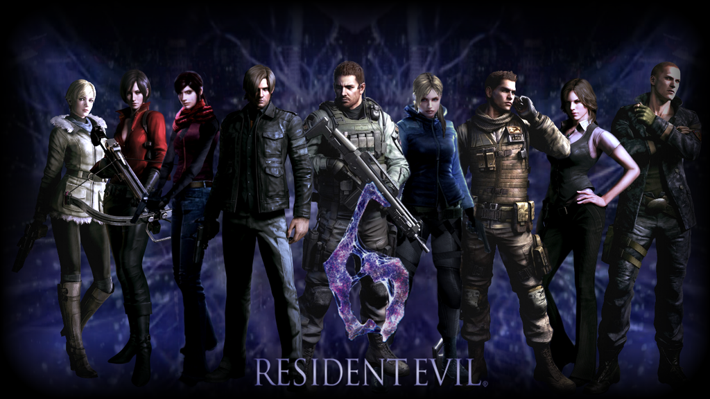 Resident Evil 6 (Steam KEY RU)