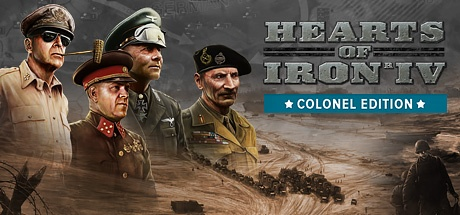 Hearts of Iron IV: Colonel Edition Steam KEY wholesale