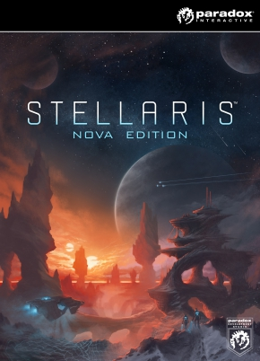 Stellaris: Nova Edition (Steam KEY)