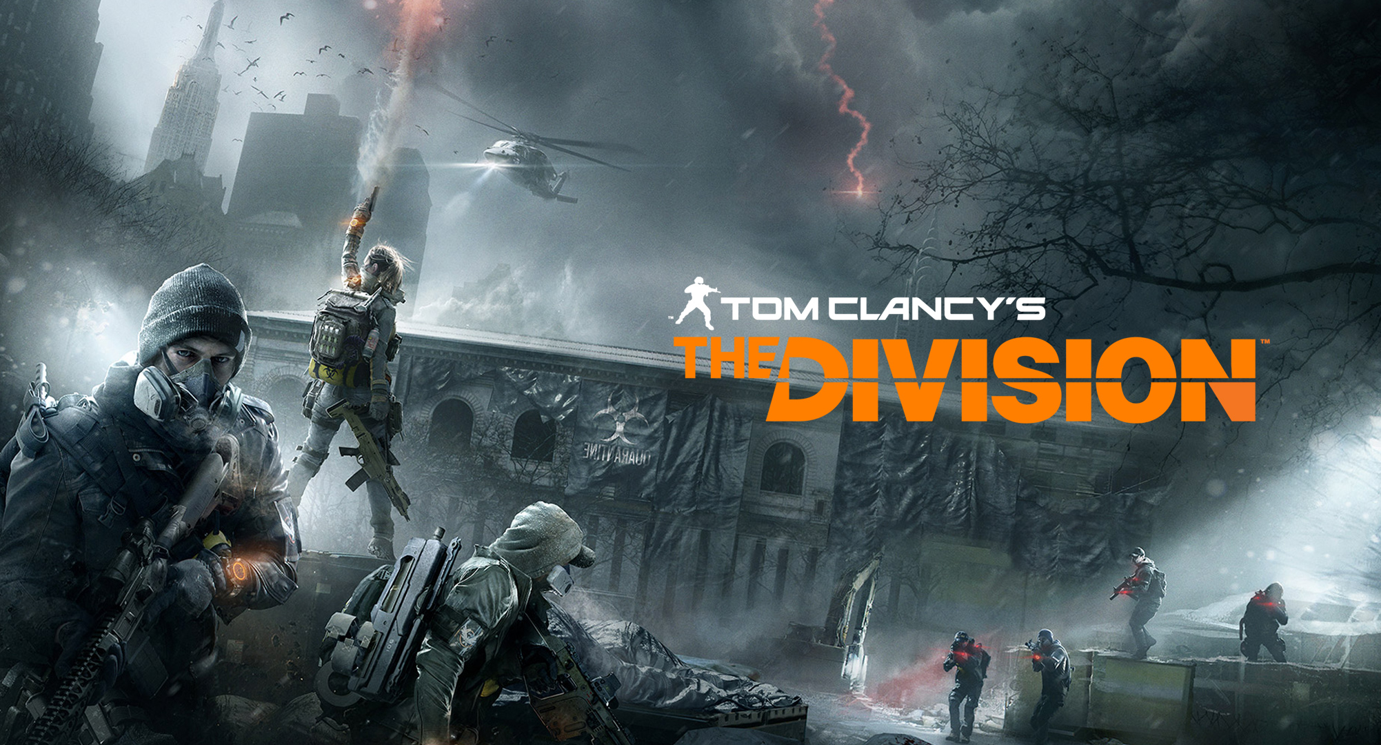 Tom Clancy´s The Division (UPLAY key RU) wholesale