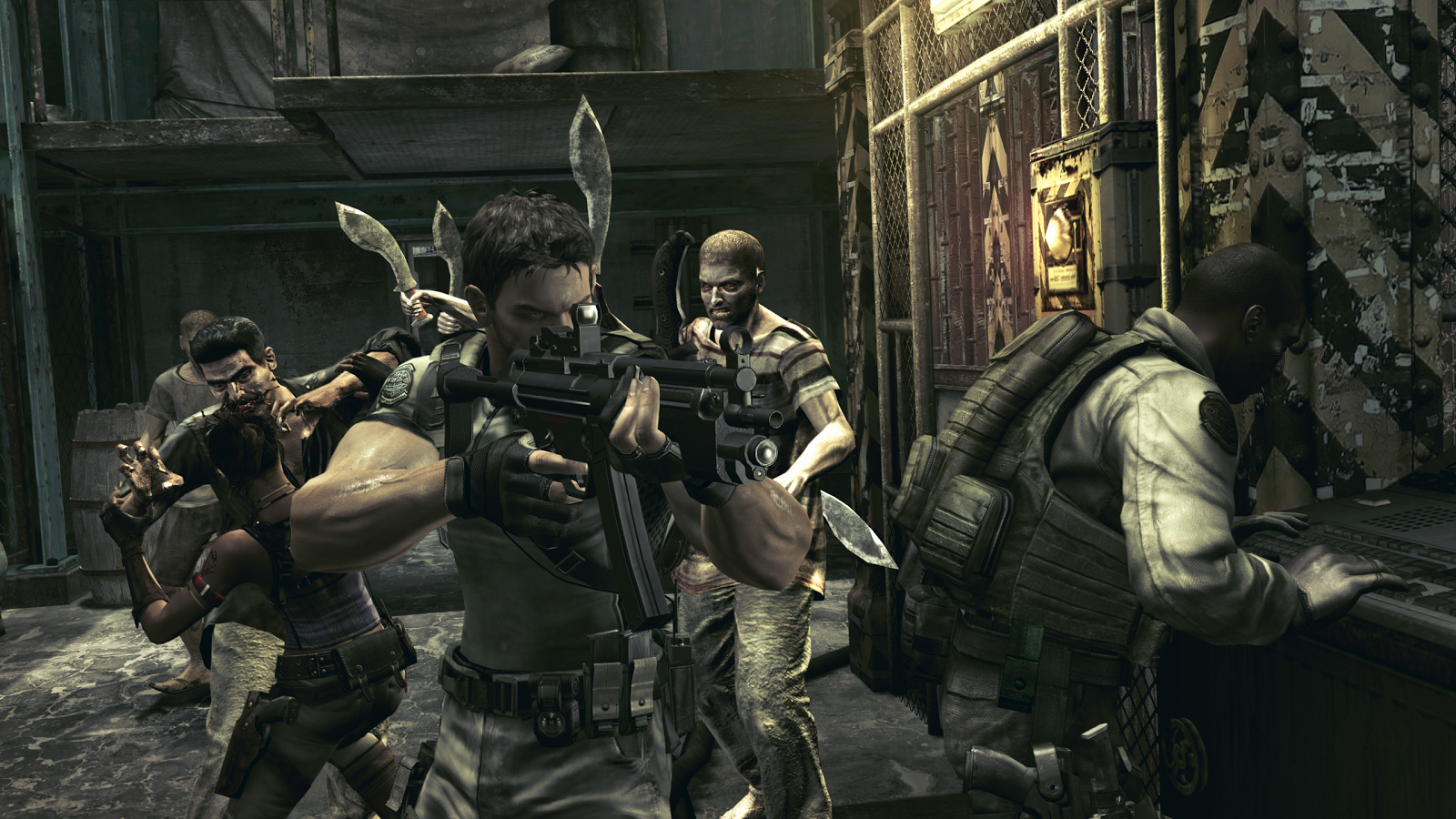 Resident Evil 5 (Steam KEY RU)