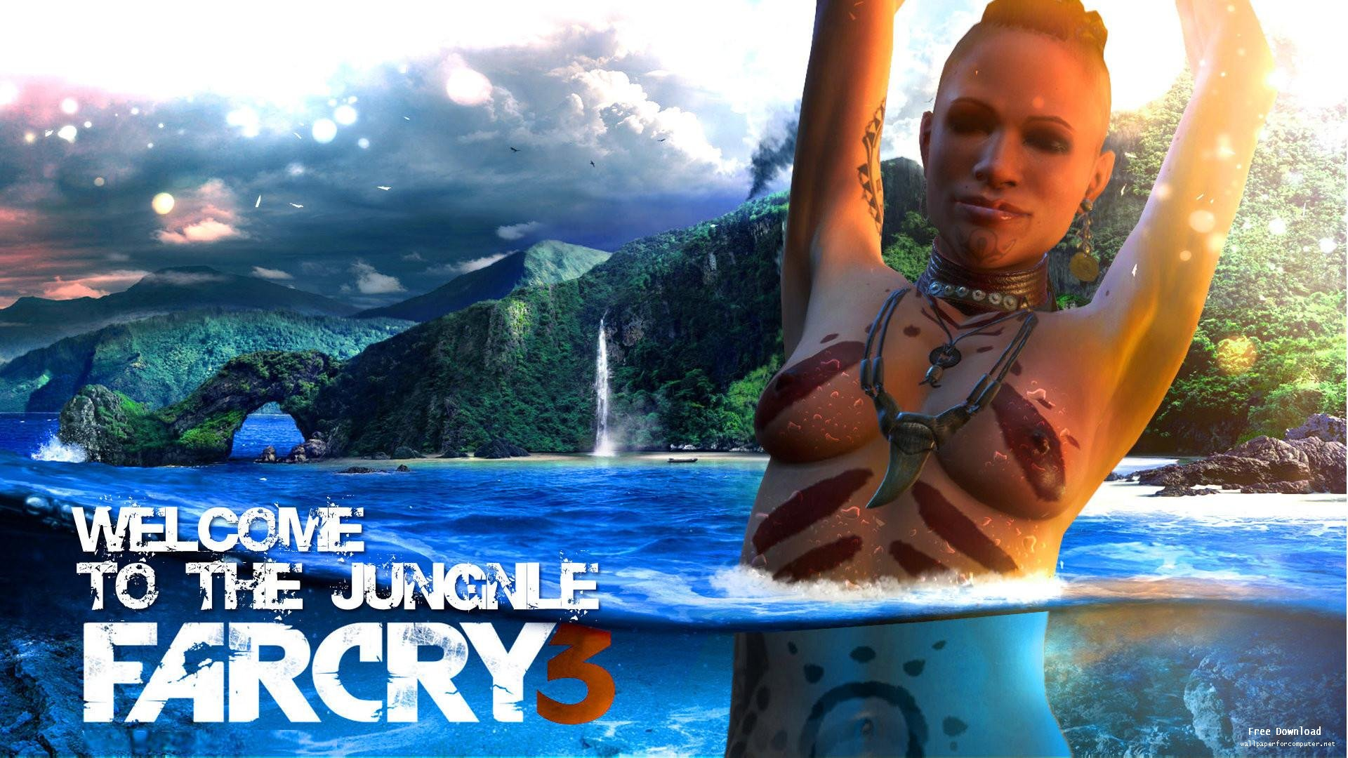 Far cry 3 topless adult photos
