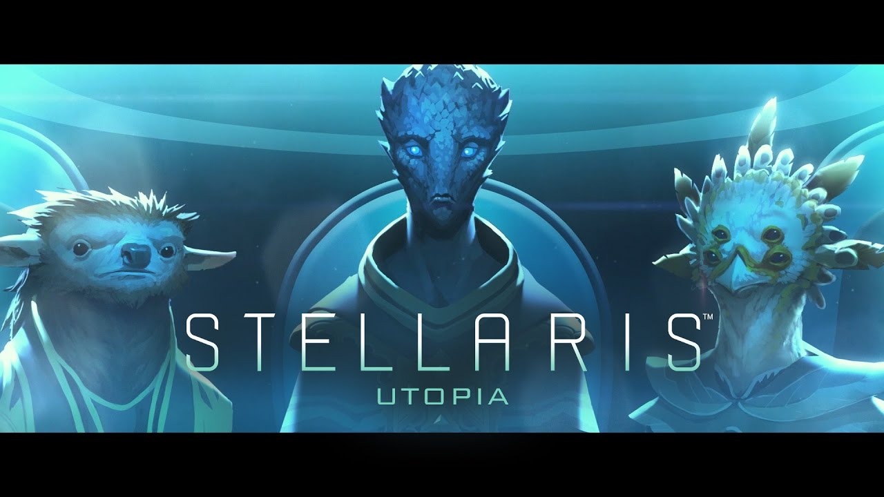 Stellaris: Utopia (Steam-key RU)