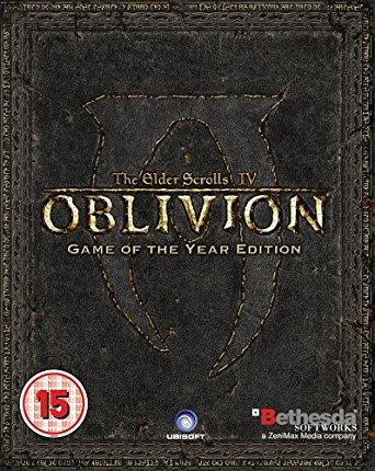 The elder scrolls iv: oblivion · the elder scrolls iv: oblivion.