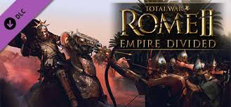 TOTAL WAR: ROME II DLC EMPIRE DIVIDED официальная цена